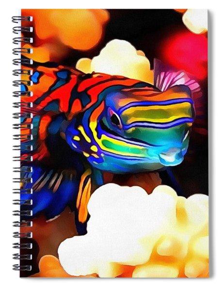 Nike  Spiral Notebook