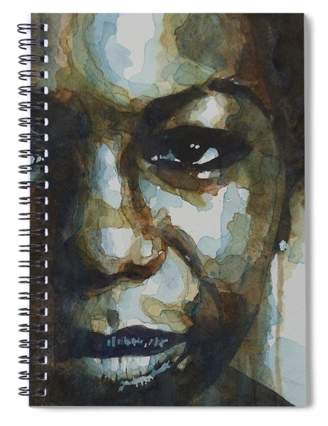 Nina Simone Ain't Got No Spiral Notebook
