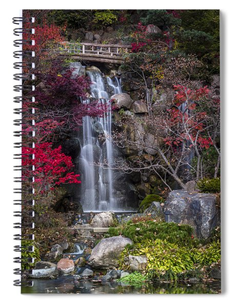 Nishi No Taki Spiral Notebook