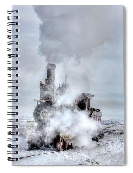 No 119 Spiral Notebook
