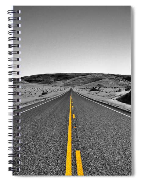 No Country For Old Men II Spiral Notebook