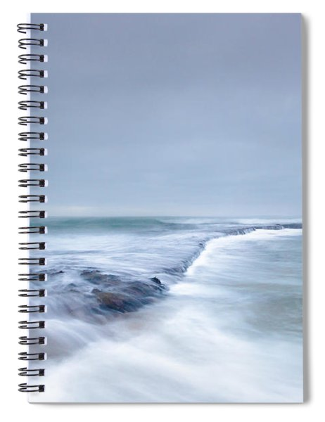 No Limit Spiral Notebook