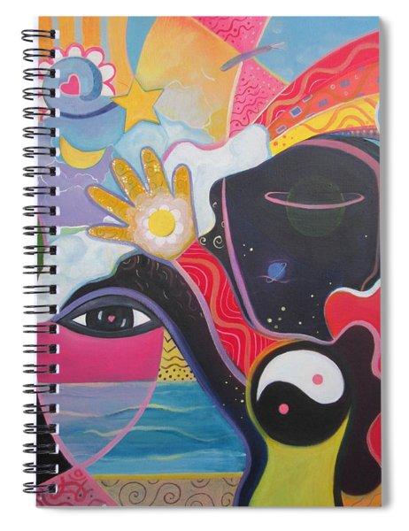 No Small Dream Spiral Notebook