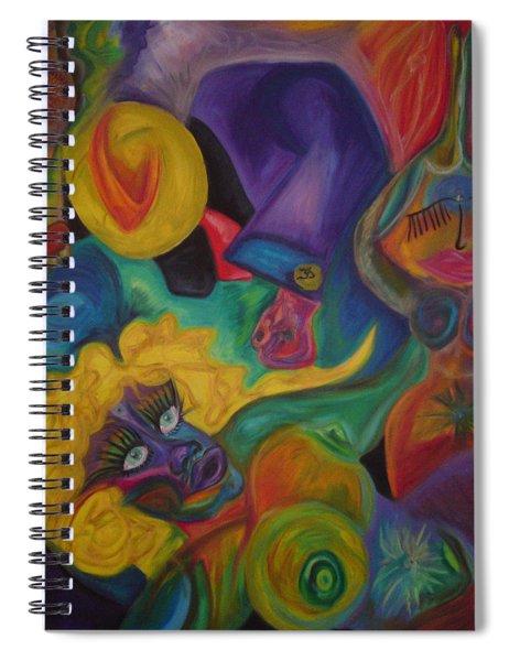 No Titel Spiral Notebook