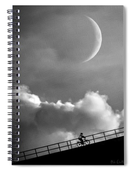 No Turning Back Spiral Notebook