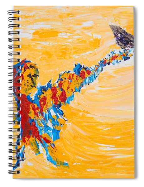 Noah's Ark Spiral Notebook