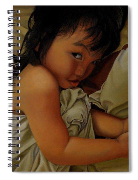Nooo Spiral Notebook