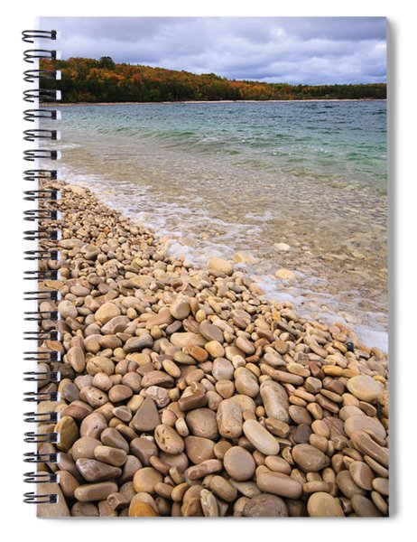 Northern Shores Spiral Notebook