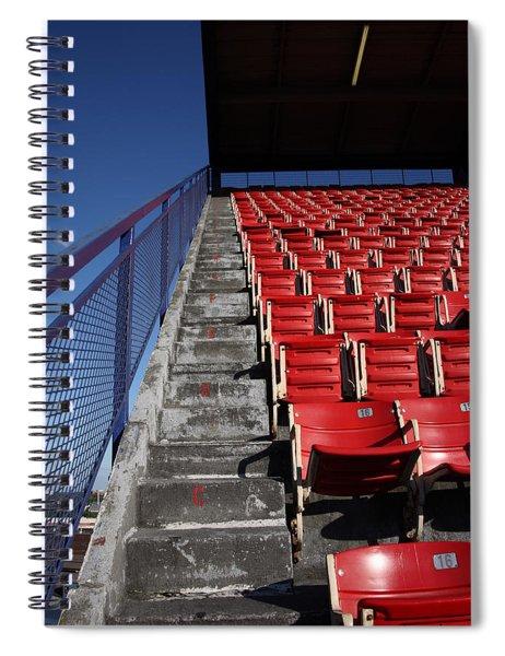 Nosebleeds Spiral Notebook