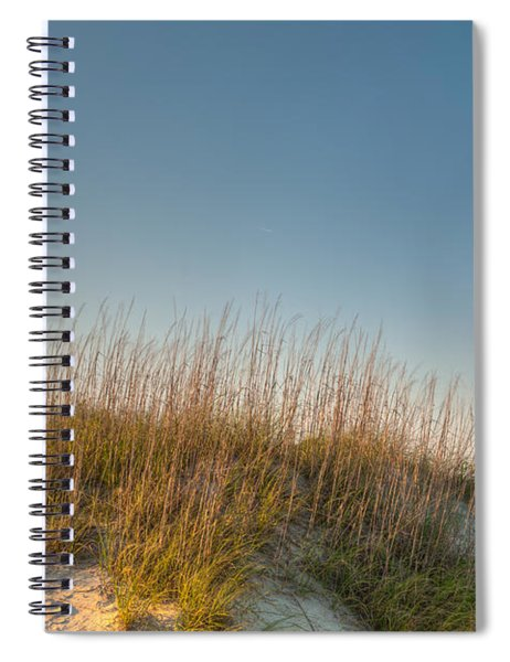 Not A Cloud In The Sky Spiral Notebook