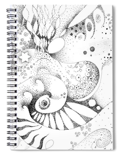 Nothing Beats Enthusiasm Spiral Notebook