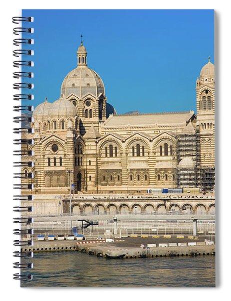 Notre Dame De La Garde, Marseille Spiral Notebook