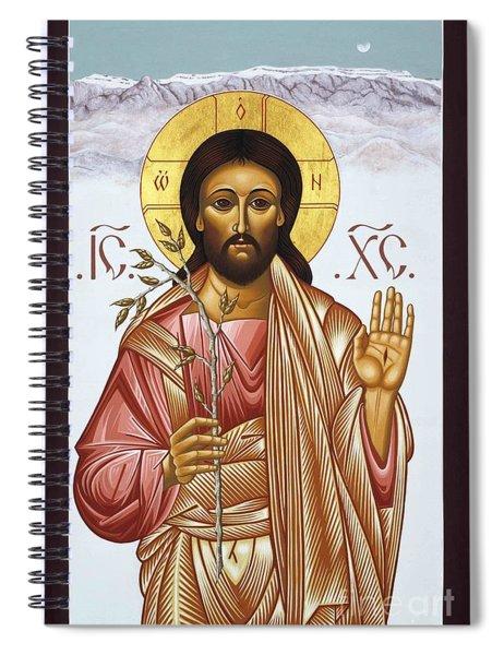Nuestro Salvador De Las Sandias 012 Spiral Notebook