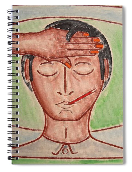 Tender Loving Care Spiral Notebook