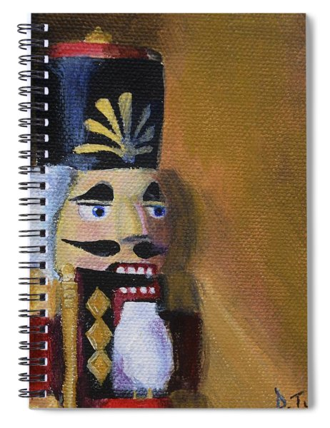 Nutcracker II Spiral Notebook