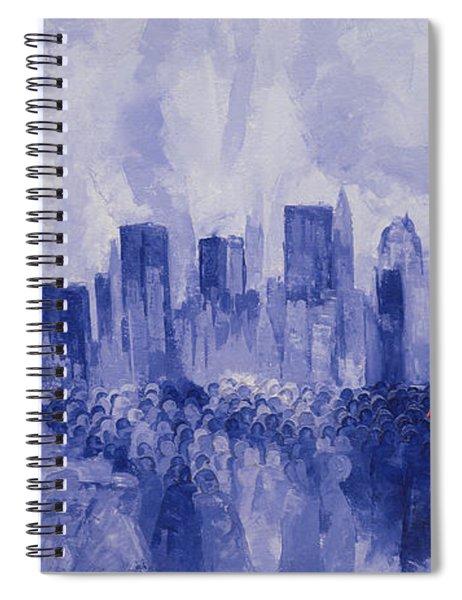NYC Spiral Notebook