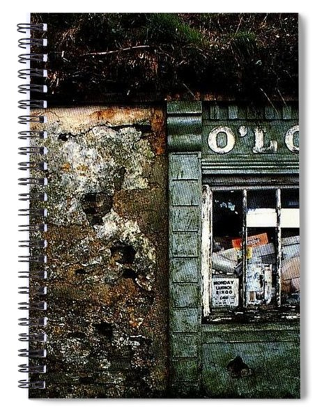 Bingo O Looneys One Stop Shop Spiral Notebook