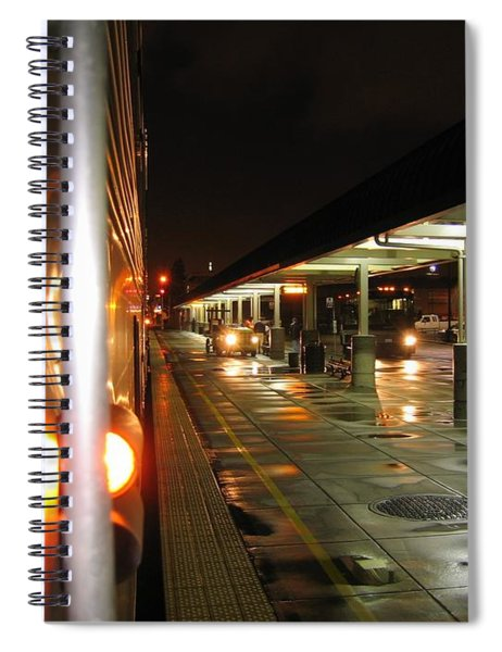 Oakland Amtrak Station Spiral Notebook