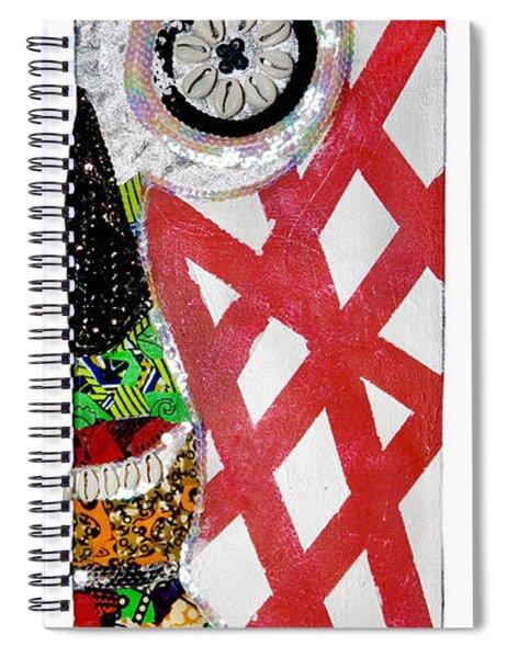 Obaoya Spiral Notebook