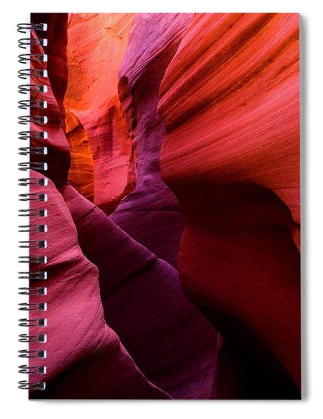 Obscure Escalante Spiral Notebook