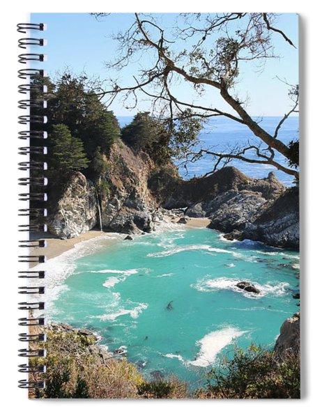 Ocean Bliss Spiral Notebook