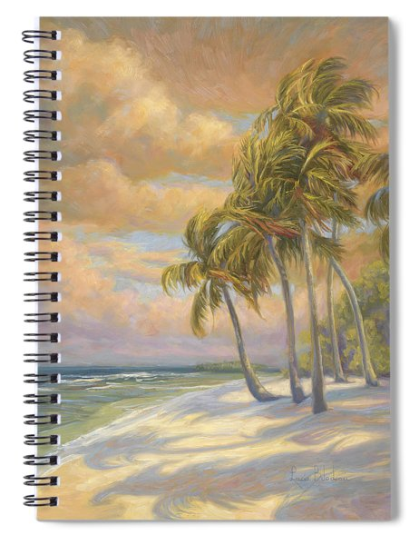 Ocean Breeze Spiral Notebook