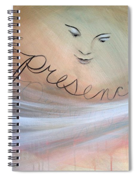 Of Presence Spiral Notebook
