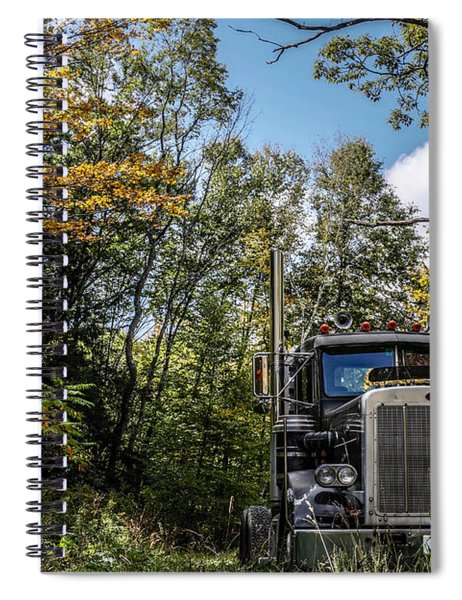 Off Road Trucker Spiral Notebook