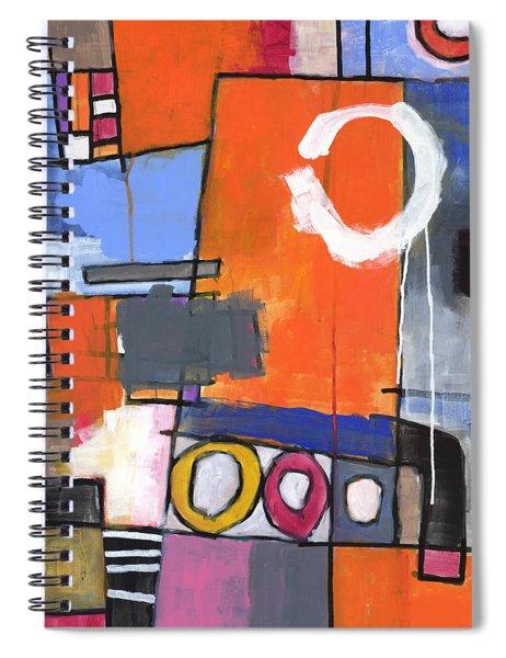 Off The Beaten Track Spiral Notebook