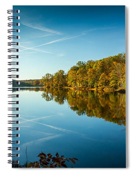 Ogle Lake Spiral Notebook