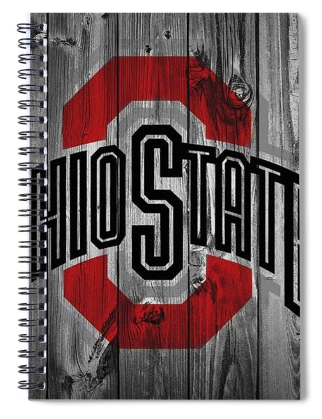 Ohio State University Spiral Notebook