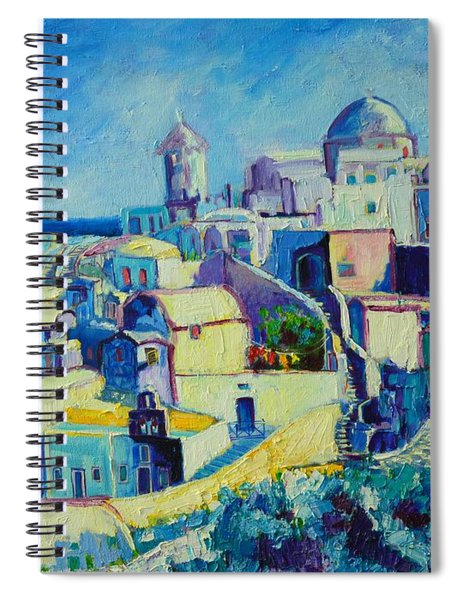OIA Spiral Notebook