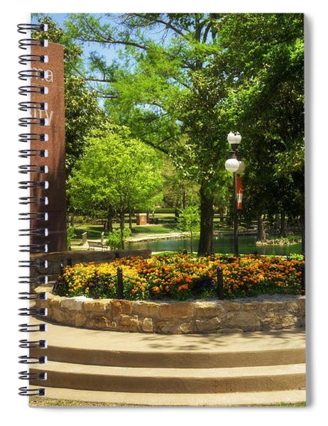Oklahoma State University Spiral Notebook