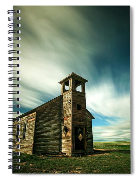 Old Cottonwood Church Spiral Notebook