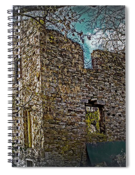 Old Mill House Spiral Notebook