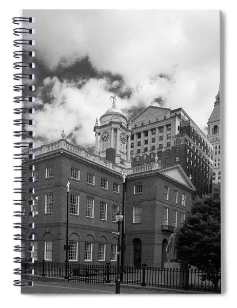 Old State House 15568b Spiral Notebook