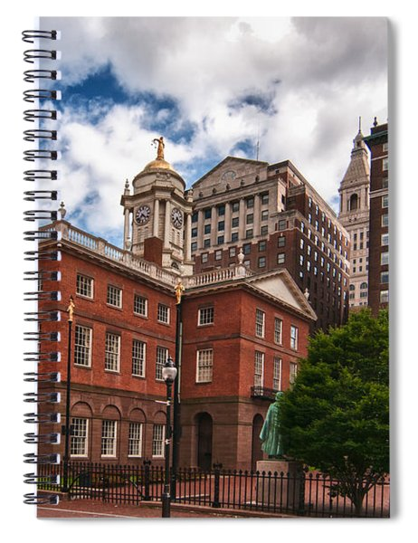 Old State House Spiral Notebook