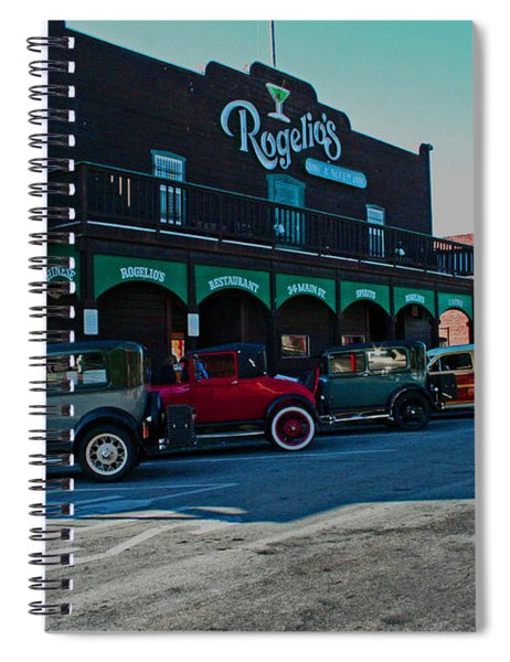 Old Town Isleton Spiral Notebook