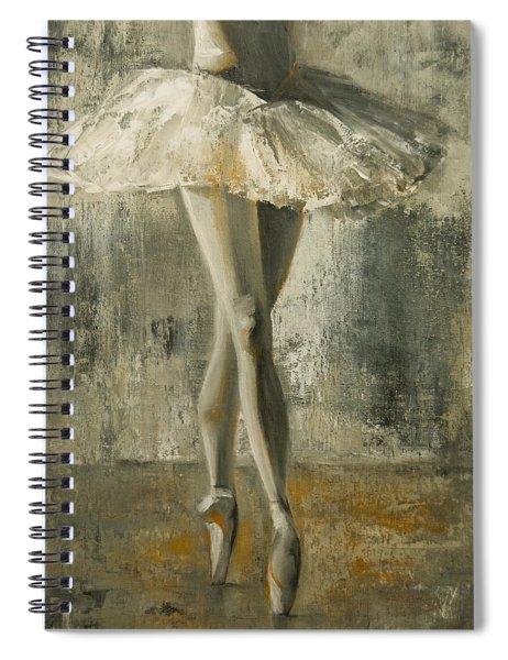 En Pointe Spiral Notebook