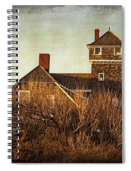 On The Hook  Spiral Notebook