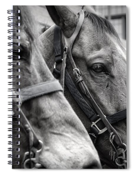 On The Job Spiral Notebook