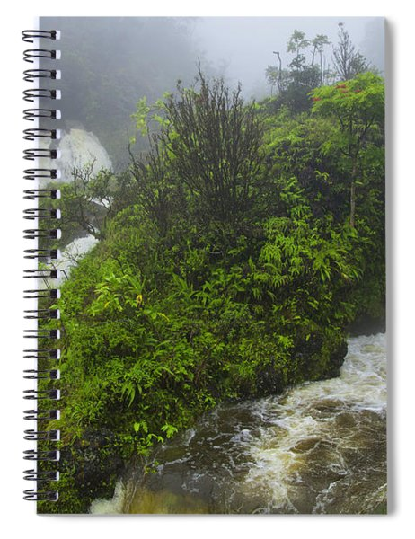 On The Road To Hana Spiral Notebook