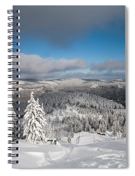 on the Wurmberg II Spiral Notebook