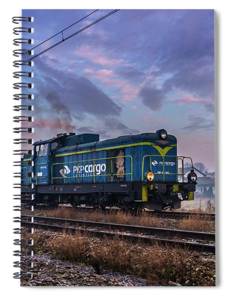 One Eyed Cloud Maker Spiral Notebook