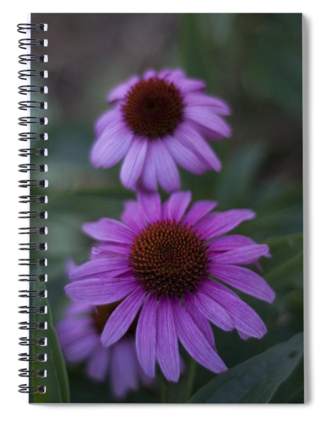 One Is Shy Spiral Notebook