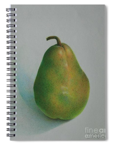 One Of A Pear Spiral Notebook