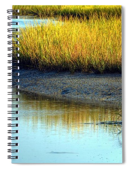 One With Nature Spiral Notebook
