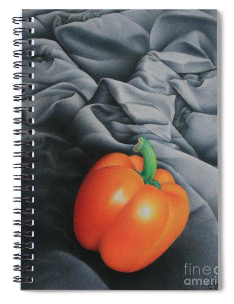 Only Orange Spiral Notebook