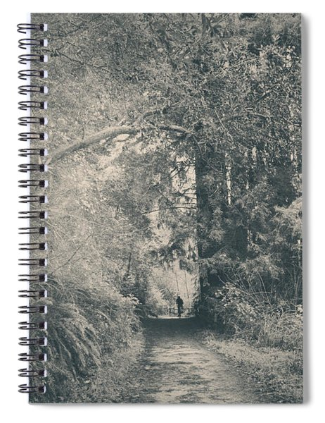 Only Peace Spiral Notebook