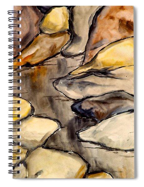 Only Rocks Spiral Notebook
